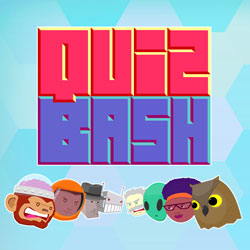 Play party games with QuizBash app